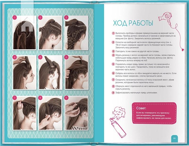 Средства для волос для плетения косичек