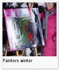 Painters winter