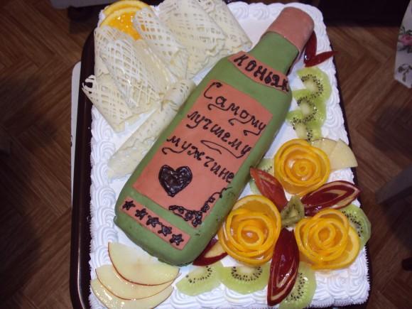 Какой бы декор для праздничного торта вы ни выбрали, готовьте его с любовью.