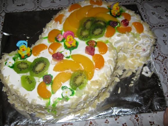 Рецепты вкусных нежных тортов